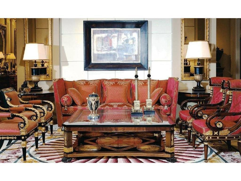 Мягкая мебель в интерьере epoca máxima