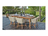 стол обеденный  Skylinedesign Pob (NATURAL TEAK)